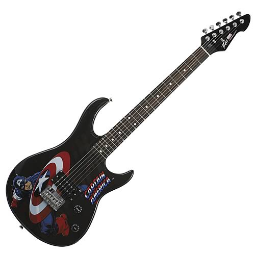 Captain America Rockmaster Electric Guitar