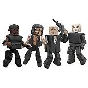 Expendables Minimates Series 1 Mini-Figure 4-Pack