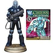 Batman Mr. Freeze Black Pawn Chess Piece with Magazine