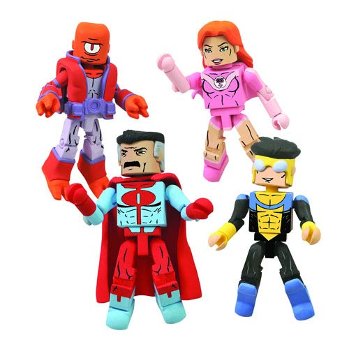 Invincible Minimates Box Set