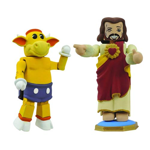 View Askew Minimates Mooby and Buddy Christ 2-Pack