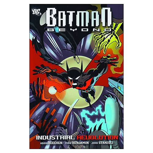Batman Beyond Industrial Revolution Graphic Novel