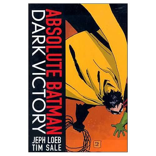 Absolute Batman Dark Victory Graphic Novel