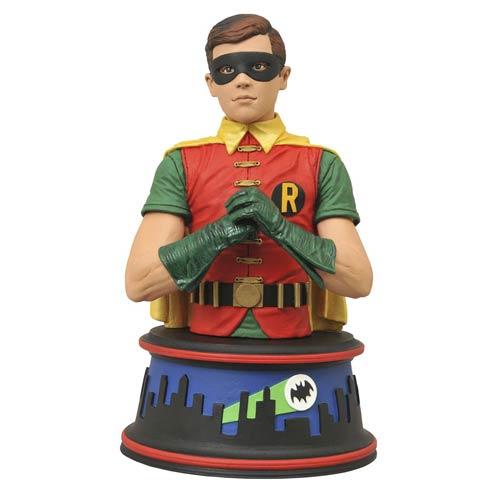 Batman 1966 Classic TV Series Robin Mini-Bust