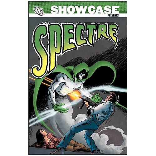 Showcase Presents The Spectre Graphic Novel