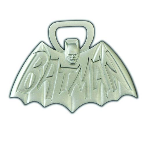 Batman Classic 1966 TV Series Logo Bottle Opener
