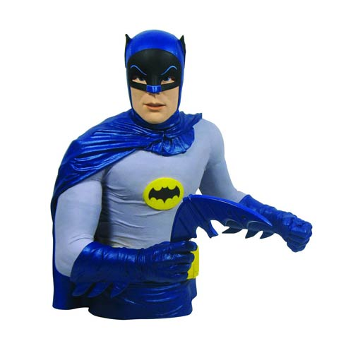 Batman 1966 TV Series Bust Bank