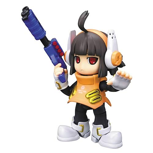 One Shot Bug Killer Hoi Hoi-San Rookie Combat-San Model Kit
