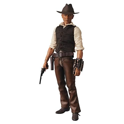 Cowboys And Aliens Jake Lonergan Rah Figure Medicom
