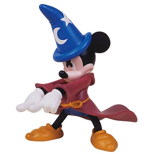 Mickey Mouse Fantasia Mickey Vinyl Figure