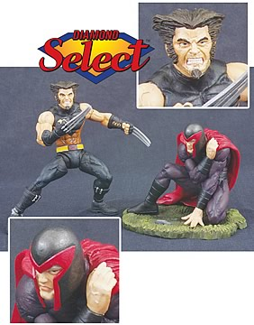 Ultimate Wolverine Figure