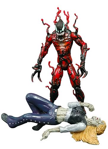Marvel Select Ultimate Carnage Action Figure