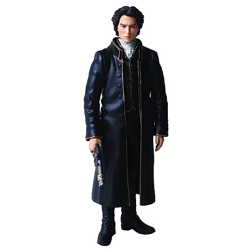 Sleepy Hollow Ichabod Crane Ultra Design Action Figure