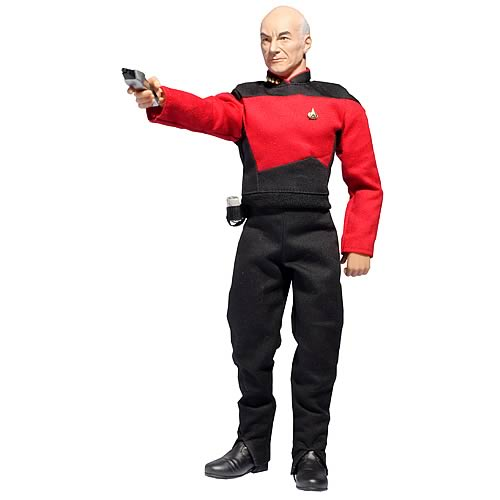Star Trek Next Generation Jean-Luc Picard 1:6 Scale Figure