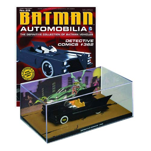 Batman Detective Comics #362 Batmobile with Magazine