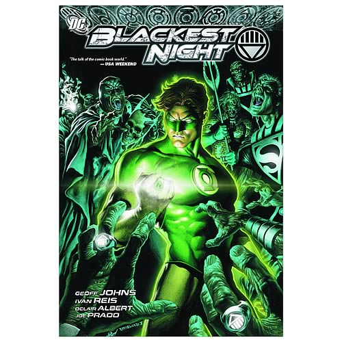Blackest Night Graphic Novel