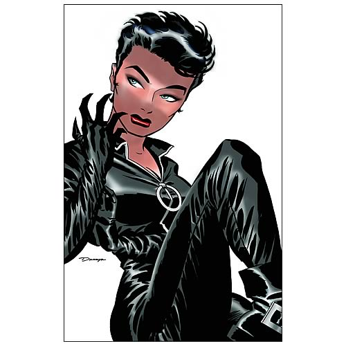 Catwoman Graphic Novel