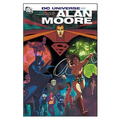 DC Universe By Alan Moore Graphic Novel