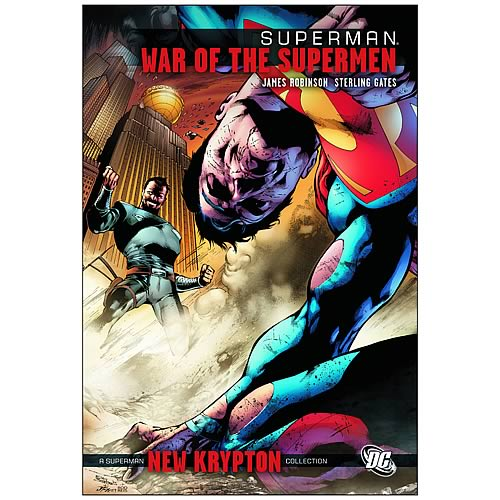 Superman War of the Supermen Graphic Novel