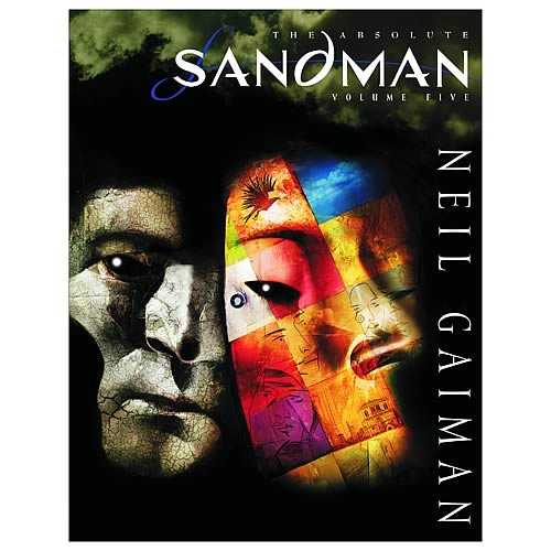 Absolute Sandman Hardcover Volume #5 Graphic Novel