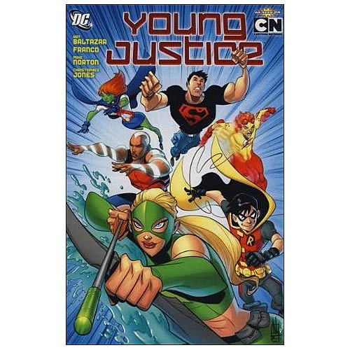 Young Justice Volume 1 Graphic Novel
