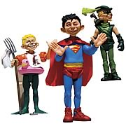 Just-Us-League of Stupid Heroes Series 1 Action Figure Set
