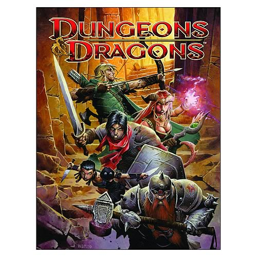 Dungeons & Dragons Shadowplague Hardcover Volume #1