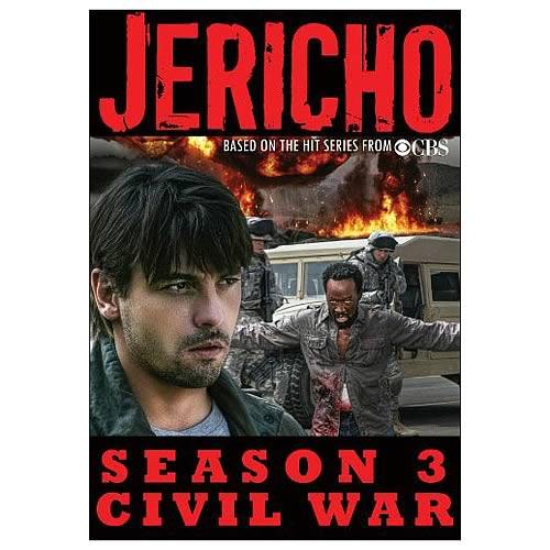 Jericho Season 3 Graphic Novel