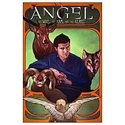 Angel Volume #3 The Wolf The Ram and The Heart Hardcover