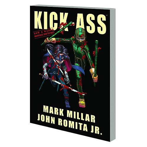 Kick-Ass Graphic Novel