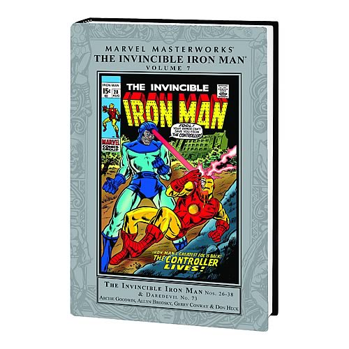 Invincible Iron Man Hardcover Volume #7 Graphic Novel