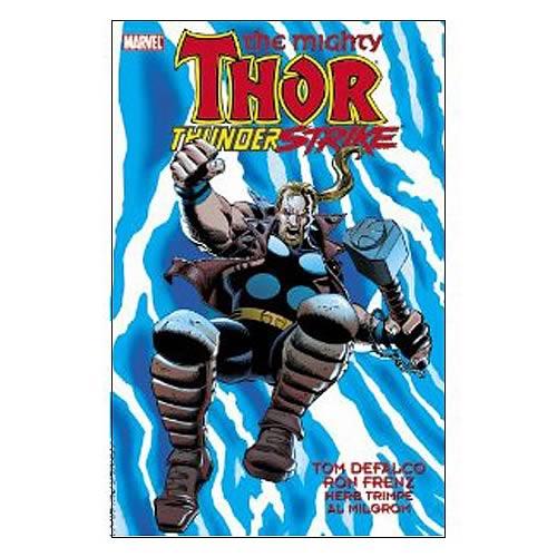 Thor Thunderstrike Graphic Novel