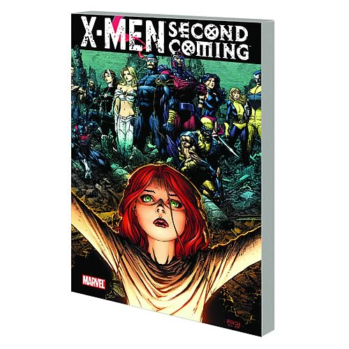 X-Men Second Coming Graphic Novel