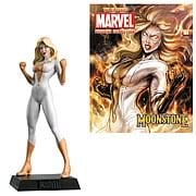 Marvel Moonstone Collector Magazine with Figure