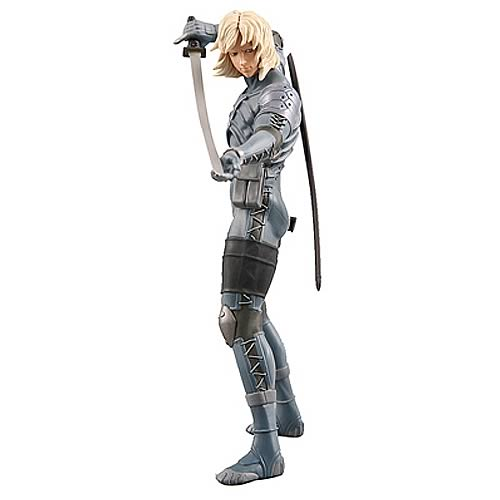 Metal Gear Solid 2 Raiden Action Figure