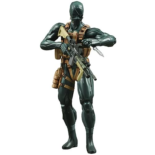 Metal Gear Solid 4 Octocom Snake Action Figure
