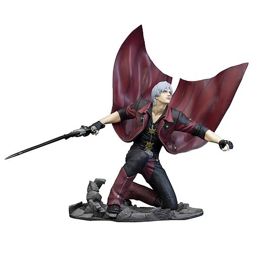 Devil May Cry 4 Dante Version 2 ArtFX Statue