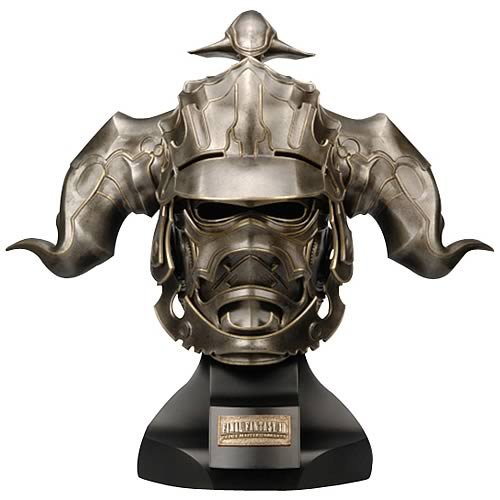 Final Fantasy XII Artifacts Judge Master Gabranth Helm