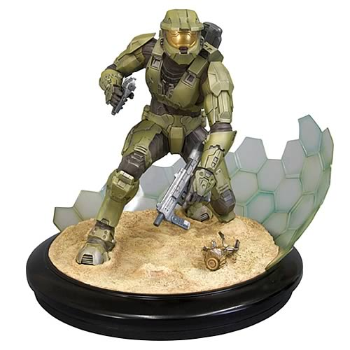 Halo 3 Master Chief Version 2 ArtFX Statue