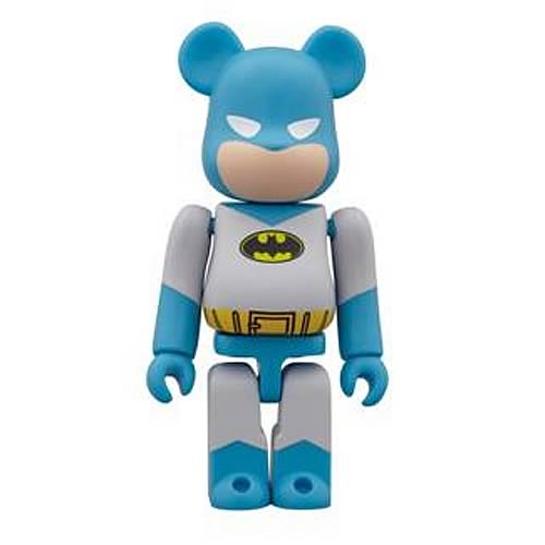 Batman Bearbrick SDCC 2012 Exclusive Mini-Figure