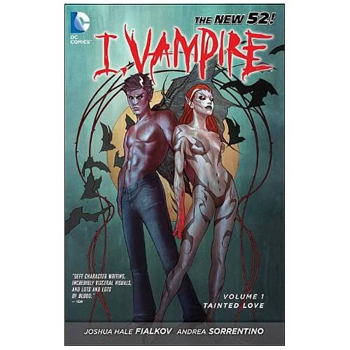 I, Vampire Volume 1 Graphic Novel