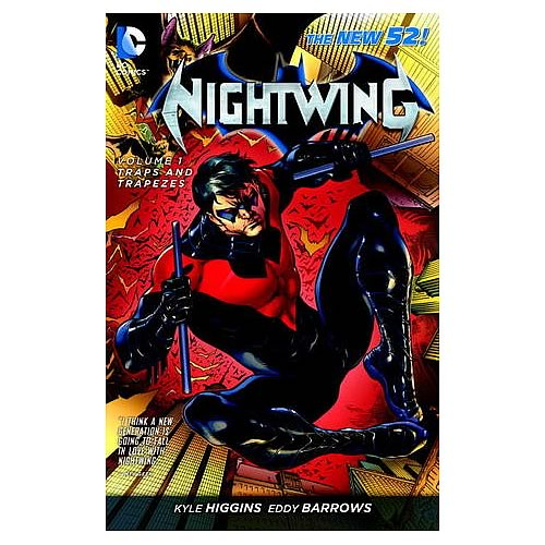 Nightwing Volume 1 Graphic Novel