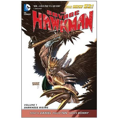 Savage Hawkman New 52 Volume 1 Graphic Novel