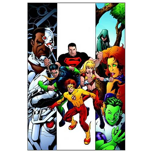 DC Comics Teen Titans Graphic Novel