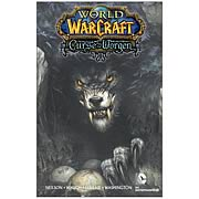 World of Warcraft Curse of the Worgen Graphic Novel