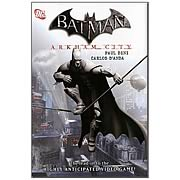 Batman Arkham City Graphic Novel
