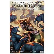 Fables Werewolves of the Heartland Hardcover Graphic Novel