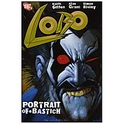 Lobo Portrait of a Bastich New Printing Graphic Novel
