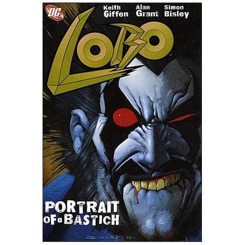 Lobo Portrait of a Bastich New Printing Graphic Novel