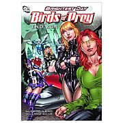 Batman Birds of Prey Graphic Novel